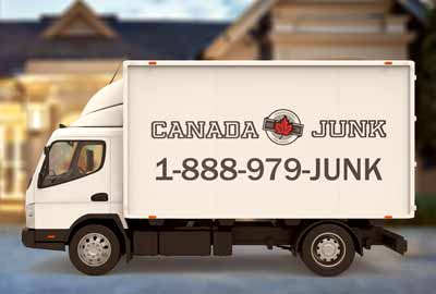 Toronto junk removal pricing costs